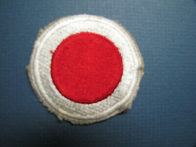 Real Ww Ii Us Army 37Th Division  Old Patch