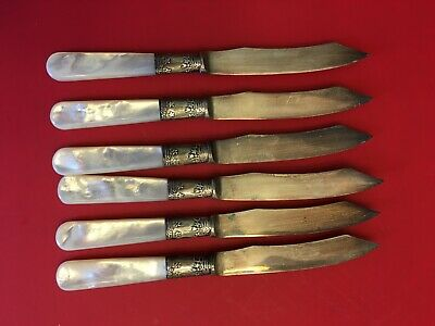 Harlem Cutlery Co. Butter Knives