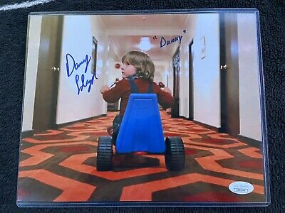 "Danny Lloyd Signed 8 x 10 ""Danny"" - The Shining Autograph with JSA COA"