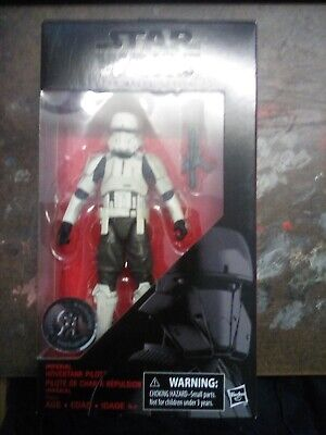 Star Wars The Black Series Hovertank Pilot Exclusive 6 inch Sealed Mint
