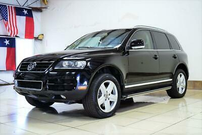 2007 Volkswagen Touareg V10 2007 VOLKSWAGEN TOUAREG V10 TDI DIESEL LOW MILES NAV HEATED SEATS HARD TO FIND