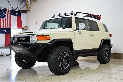 2008 Toyota FJ Cruiser LIFTED 4X4 TOYOTA FJ Cruiser 4X4 LIFTED STEEL BUMPER LED LIGHT BIG TIRE MUST SEE