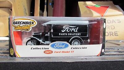 1925 Ford Model T Parts Delivery Truck Diecast Car