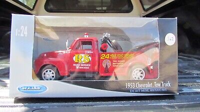1953 Chevrolet Tow Truck Diecast Tractor