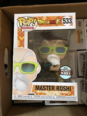 Funko Pop - Animation 533 - Dragon Ball Z - Master Roshi - Specialty