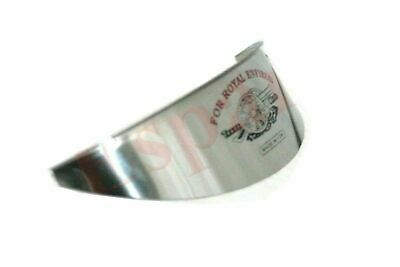 """Fits Royal Enfield Classic 7/"""" Head Lamp Light Shade Stainless Steel S2u"""