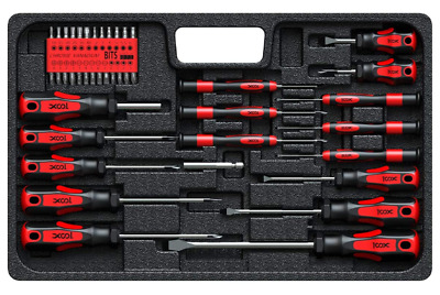 Narex Universal Phillips Pozi Drive Screwdriver with One Tip that Works on Sizes PH1 PZ2 and PZ3 836400 PH3 PZ1 PH2
