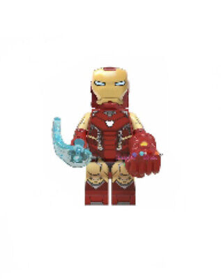 With Gauntlet Iron Man WE COMBINE SHIPPING US Seller Minifigures