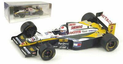 Spark S1679 Lotus 109 No.11 Belgique GP 1994 Adams 1//43