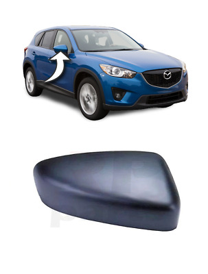FOR MAZDA 5 05-10 CX-7 06-12 NEW WING MIRROR COVER CAP PRIMED RIGHT O//S