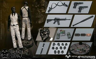 Virtual Toys The Dark Zone agent Tracy R ver Flare Pistol loose échelle 1//6th