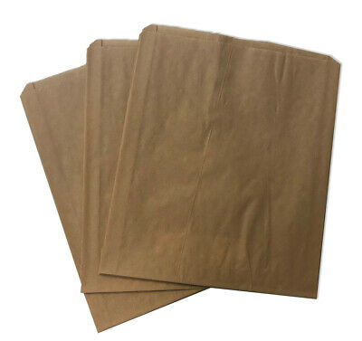 *Closeout Price - Limited Quantity* Brown Grease-Resistant Sandwich Paper Bags