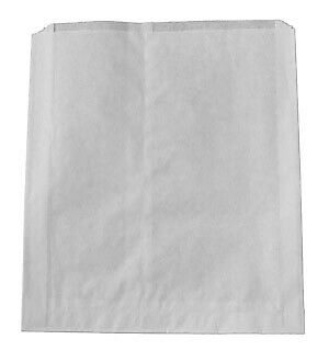*Closeout Price - Limited Quantity* 1,000 XL White Sandwich Paper Bags (7x1x8)