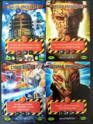 Doctor Who Battles in time Beastly Possession 291