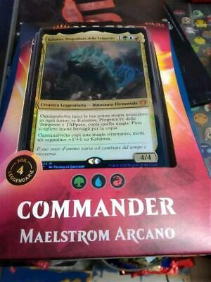 Mazzo Magic Commander 2020 - Maelstorm Arcano