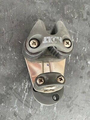 no cleat Holt Allen Through Deck Lead and Cleat Base 4771