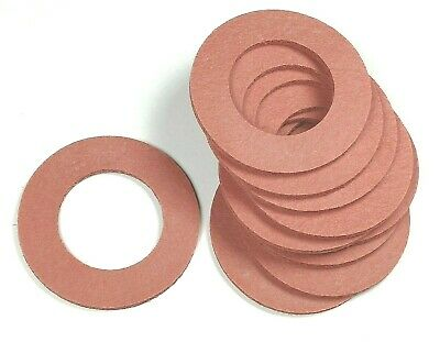 Pack of 10 - 3M Respirator Inhalation Port Gasket (6895)