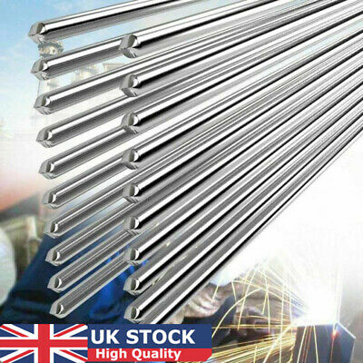 50x Durafix Aluminium Welding Rods Wire Filler Brazing Easy Solder Welding Tools