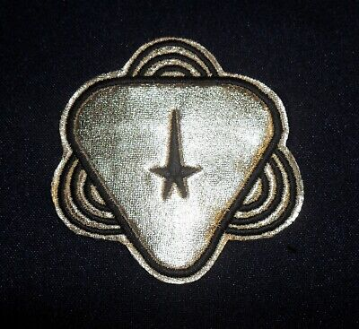 Star Trek The Original Series Command Dept Patch Insignia Badge USS EXCALIBUR v1