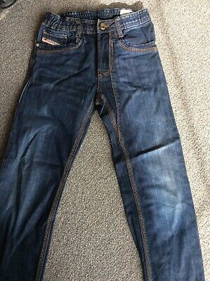 Boys Or Girls Diesel Jeans Age 8