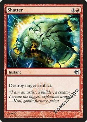 1x FOIL Flameborn Hellion Scars of Mirrodin MtG Magic Red Common 1 x1 Card Cards