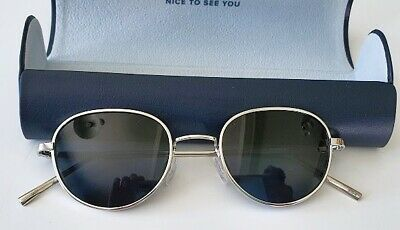 Fuse Lenses Non-Polarized Replacement Lenses for Warby Parker Robinson