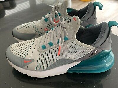 NIKE AIR MAX Deluxe Celestial Teal Sneakers Size UK 4.5 EU