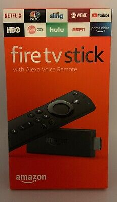 Amazon Fire Tv Stick With Alexa Voice Remote Streaming Media Player