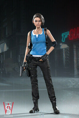 SWTOYS Alice3.0 1:6 Resident Evil Action Figure Set With Dog FS026 Model Toy