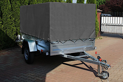 CAR CAMPING TRAILER COVER, 215x95x70cm, CUSTOM MADE TO MEASURE, VARIOUS COLOURS