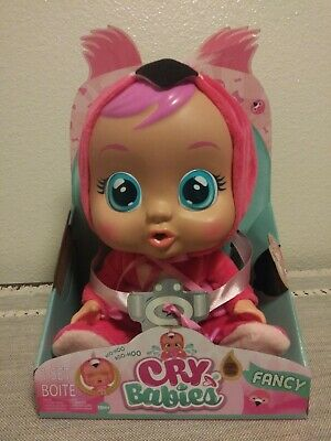 Cry Babies Lala Doll Baby Girls 10581 Tears New Toys Toy Gift Real Mouse