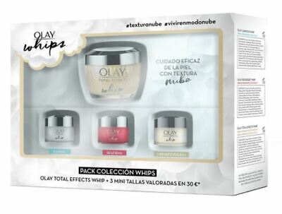 Pack Total Effects Whip 50ml + 3 Minis Whip - Olay