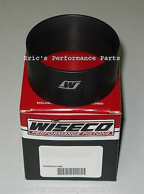 Wiseco RCS09950 99.5mm Black Anodized Piston Ring Compressor Sleeve