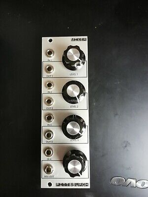 TAKAAB 2LPG 3HP 2 Passive Low-pass Gates Eurorack Synthesizer Module