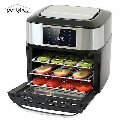 10-in-1 18 Liter Convection Air Fryer Oven