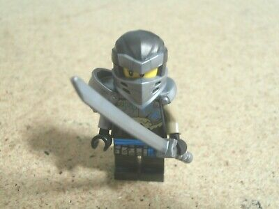 Lego Minifig Chinese Shadow Puppeteer Blue Changshan Robe Master  NEW