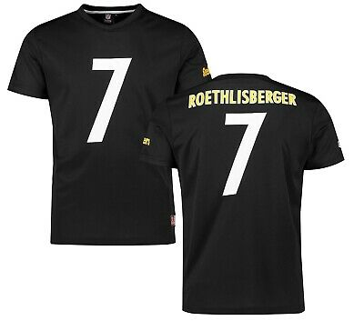 M-L Black Bell 26 Pittsburgh Steelers NFL Men/'s Player T-Shirt New
