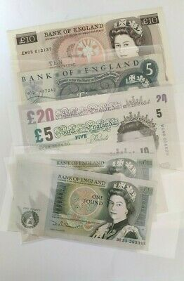 british banknotes select from multi listing banknotes
