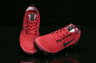 Nike Air VaporMax Flyknit 3.0 2019 Mens Running Shoes red