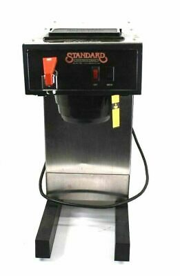 Standard Coffee Services Co. Thermal Airpot Office Coffee Brewer