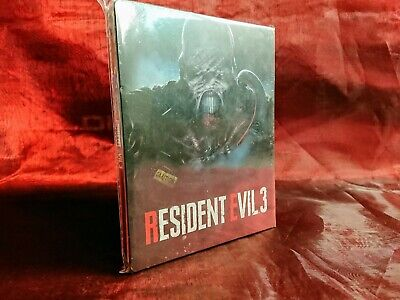 ❗NEU❗Resident Evil 3 Steelbook (US Original) (ONLY / NO GAME) - PS4