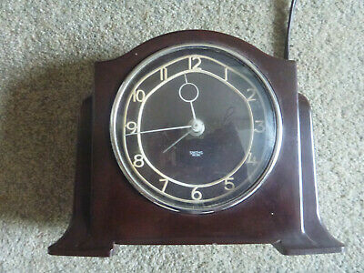 Bakerlite Art Deco Smiths Sectric Clock
