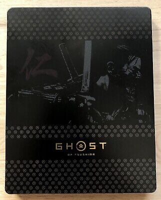 Ghost Of Tsushima Steelbook (Only Steelbook)