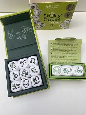 New in Box Players Age 6 Paladone STORY DICE The Complete Story Telling GAME 2