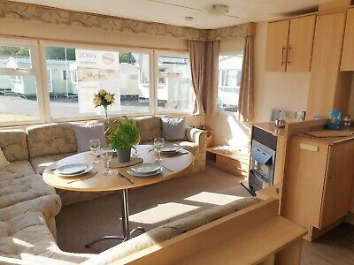 CHEAP DG & CH 6 Berth Caravan for Sale on coast in Morecambe on 12 Month Park