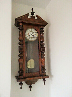 Vintage Vienna Long Case Clock