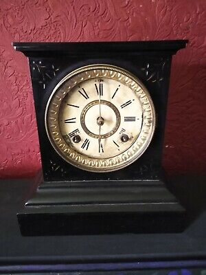 Antique Ansonia Mantle Clock New York,  for restoration