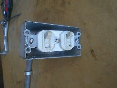 Bakers Aid Proffer Power Blower Control Switch