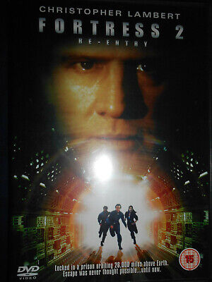 Fortress 2 - DVD - Re-Entry (Christopher Lambert)