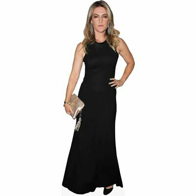 Jenni Baird (Black Dress) Life Size Cutout